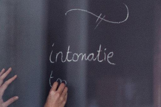 intonatie